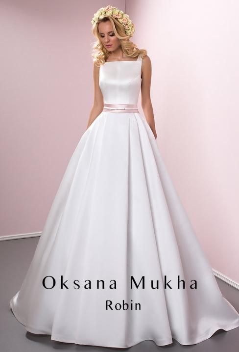 Свадебное платье оксана муха heaven