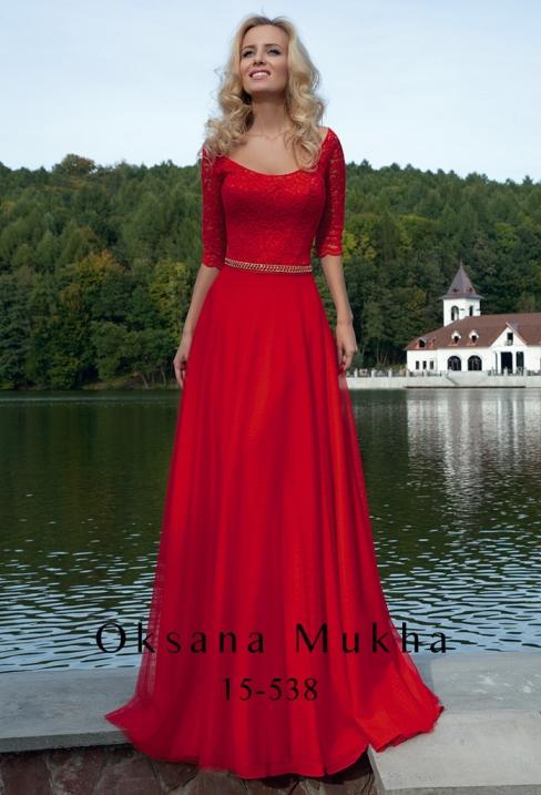 0efcda1bb770cc Вечірні сукні Оксана Муха купити в Вінниці - салон Медовий місяць