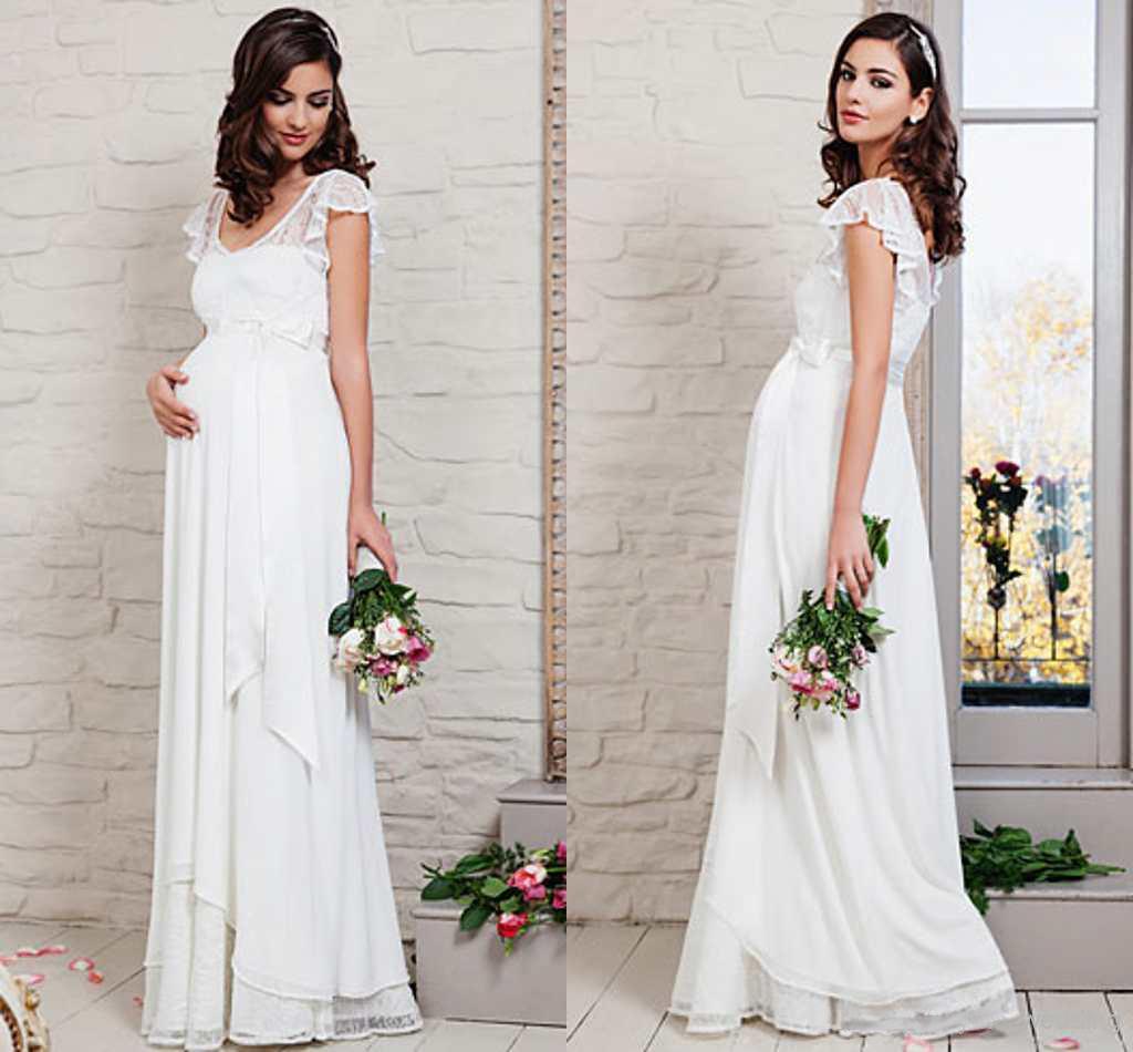 d50bd1034f9f77 Весільні сукні для вагітних